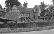 Brockham, Old Houses 1949