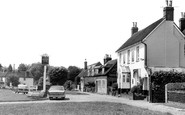 Brockham, The Royal Oak 1964