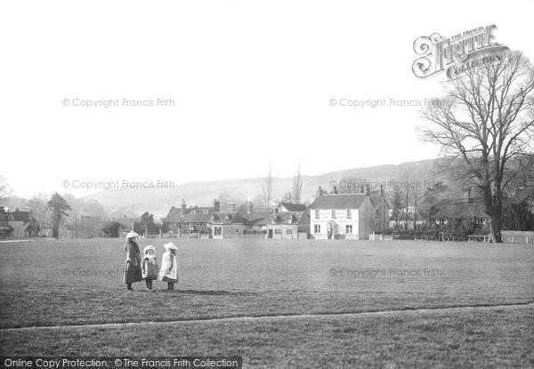 Brockham, The Village 1906