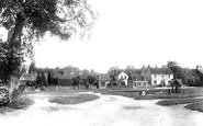 Brockham, The Village Green 1904