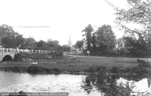 Brockham, Village 1900