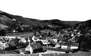Brockweir, the Village c1955