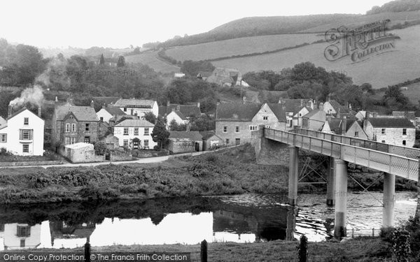 Brockweir, The Village c.1955