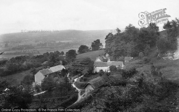 Brockworth, Coopers Hill 1907