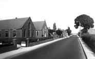 Broken Cross, Methodist Church c.1965