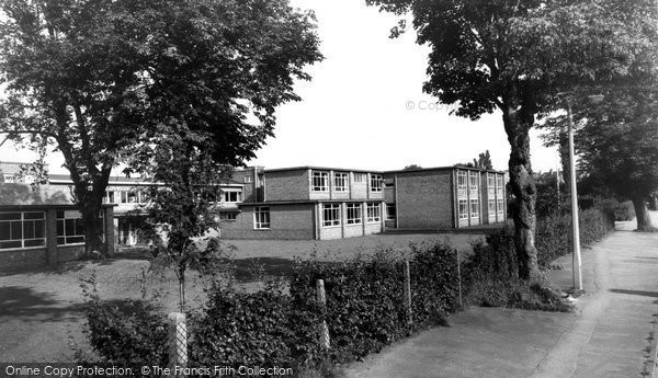 Broken Cross, School c.1965