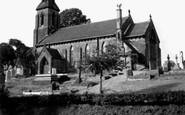 Broken Cross, The Church c.1965