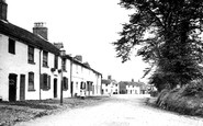 Broken Cross, The Village 1898
