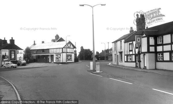 Broken Cross, The Village 1965