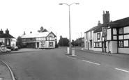 Broken Cross, The Village c.1965
