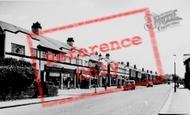 Bromborough, Allport Lane c.1955
