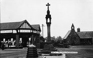 Bromborough, The Cross c.1955