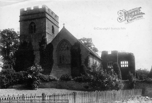 Bromfield, Church Of St Mary The Virgin 1904