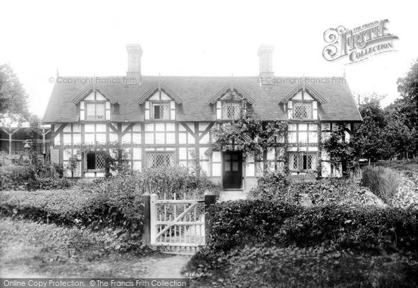 Bromfield, Cottages 1904
