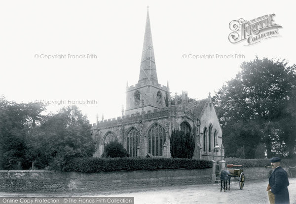 Bromham, St Nicholas's Church 1899