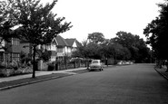 Bromley, Barnfield Wood Road 1956
