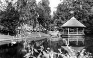 Bromley, Church House Gardens c.1955