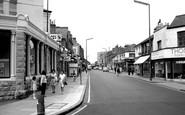 Bromley, East Street 1968