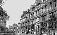 Bromley, High Street 1899