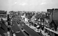 Bromley, High Street 1967