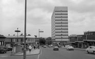 Bromley, High Street 1968