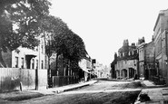 Bromley, High Street c.1890