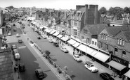 Bromley, High Street c.1960