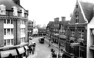 Bromley, Market Square 1967