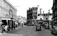 Bromley, Market Square c.1950