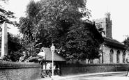 Bromley, Parish Church And Lychgate 1899