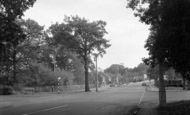 Bromley, Pickhurst Lane 1959