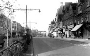 Bromley, The Broadway, High Street c.1950