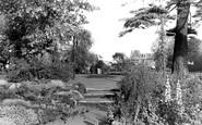 Bromley, The Church House Gardens c.1950