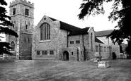 Bromley, The Parish Church c.1957