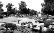 Bromley, The Park c.1957