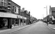 Bromley, West Street 1968