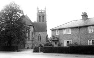 Bromsgrove, All Saints Church c.1965