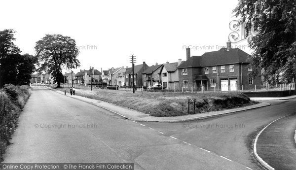 Bromsgrove, Cherry Orchard Estate c.1965