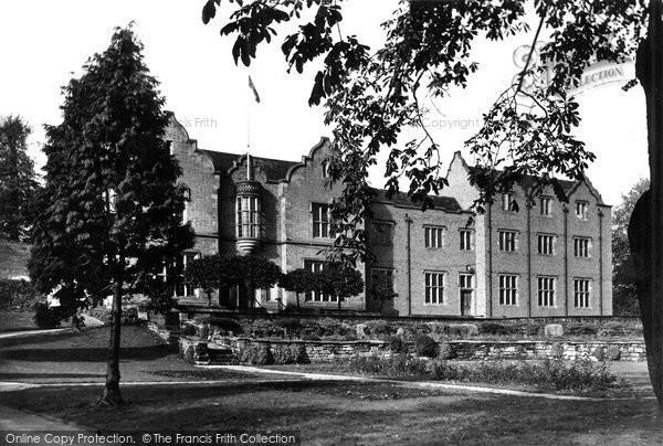 Bromsgrove, Council House 1949
