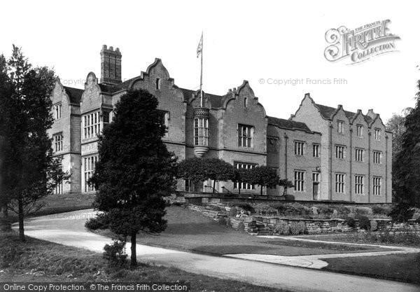 Bromsgrove, Council House c.1955