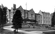 Bromsgrove, Council House c.1955