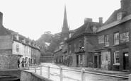 Bromsgrove, Hanover Street 1931