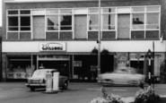 Bromsgrove, High Street, Wilsons c.1965
