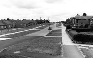 Bromsgrove, Lyttleton Avenue, Charfield Estate c.1960