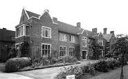 Bromsgrove, School, Headmaster's House c.1955