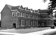 Bromsgrove, School, Kyteless House c.1955