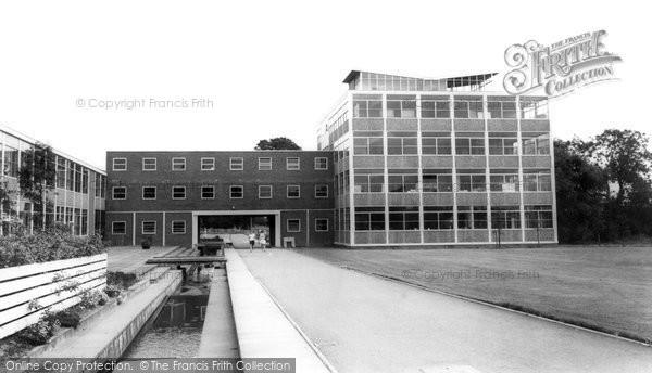 Bromsgrove, Shepstone College c.1965