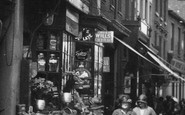 Bromsgrove, Shop In The High Street 1931