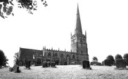 Bromsgrove, St John's Parish Church c.1965