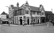 Bromsgrove, The George Hotel c1965